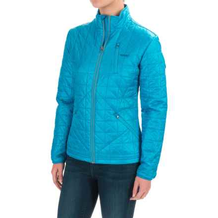 Gramicci Paragon PrimaLoft® Jacket - Insulated (For Women) in Vision Blue - Closeouts