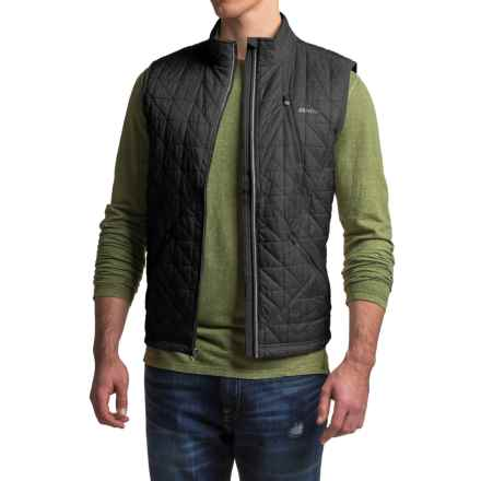 Gramicci Paragon PrimaLoft® Vest - Insulated (For Men) in Black - Closeouts
