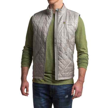 Gramicci Paragon PrimaLoft® Vest - Insulated (For Men) in Fog Grey - Closeouts