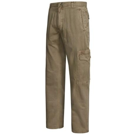 Gramicci Pathfinder Cargo Pants (For Men) in Hot Rocks