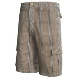 Gramicci Peak Cargo Shorts (For Men) in Toasted Coconut