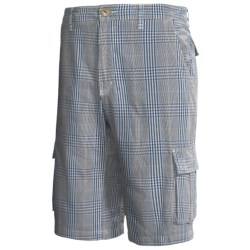 Gramicci Peak Cargo Shorts (For Men) in Winter Sky