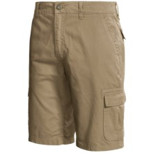 Gramicci Pryor Cargo Shorts - UPF 30, Cotton Twill (For Men) in Antelope - Closeouts