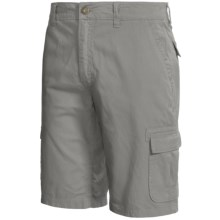 Gramicci Pryor Cargo Shorts - UPF 30, Cotton Twill (For Men) in J Grey - Closeouts