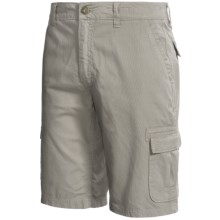 Gramicci Pryor Cargo Shorts - UPF 30, Cotton Twill (For Men) in Old Stone - Closeouts