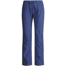 Gramicci Quick Dry Galene Stride Pants - Roll Up (For Women) in Deep Sea - Closeouts
