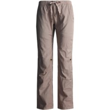 Gramicci Quick Dry Galene Stride Pants - Roll Up (For Women) in Sand Dune - Closeouts