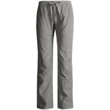 Gramicci Quick Dry Galene Stride Pants - Roll Up (For Women) in Shale - Closeouts