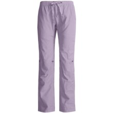 Gramicci Quick Dry Galene Stride Pants - Roll Up (For Women) in Smokey Mountain - Closeouts