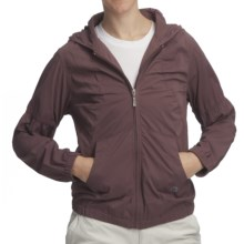 Gramicci Raven Morgandy Ripstop Stretch Jacket - UPF 30, Unlined (For Women) in Huckle Berry - Closeouts