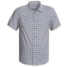 Gramicci Red Rock Shirt - Short Sleeve (For Men) in Cloudburst - Closeouts
