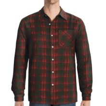 Gramicci Red Stone Shirt - Long Sleeve (For Men) in Big Red - Closeouts