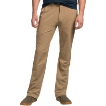 Gramicci River G Pants - Elastic Waist (For Men) in Beach Khaki - Closeouts