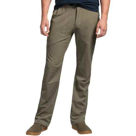 Gramicci River G Pants - Elastic Waist (For Men) in Burnt Olive - Closeouts