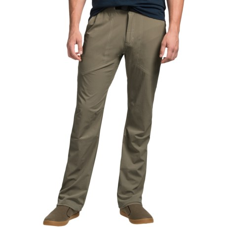 Gramicci River G Pants - Elastic Waist (For Men) in Burnt Olive