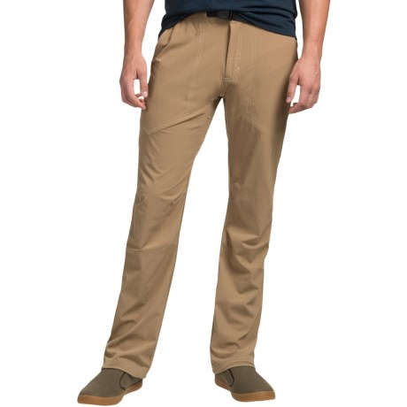 Gramicci River G Pants - Elastic Waist (For Men) in French Khaki