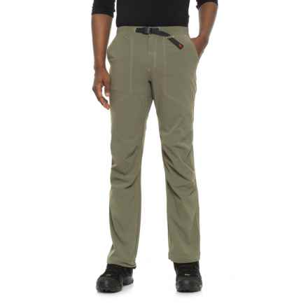 Gramicci River G Pants - Stretch, Mosquito Repellent, UPF 40+ (For Men) in Burnt Olive - Closeouts