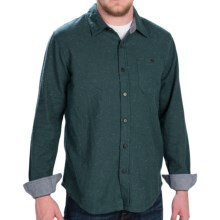 Gramicci Riverbend Shirt - Long Sleeve (For Men) in Garden Green - Closeouts