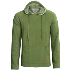 Gramicci Rivertown Hoodie - UPF 20, Ventura French Terry (For Men) in Willow Green