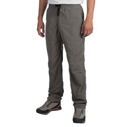Gramicci Rocket Dry Original G Pants - UPF 30 (For Men) in Asphalt Grey - Closeouts