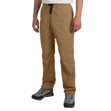 Gramicci Rocket Dry Original G Pants - UPF 30 (For Men) in Beach Khaki - Closeouts