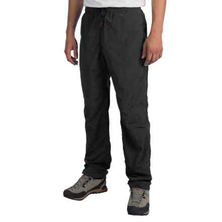 Gramicci Rocket Dry Original G Pants - UPF 30 (For Men) in Black - Closeouts