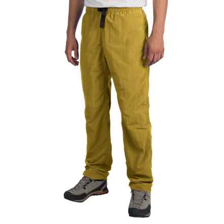 Gramicci Rocket Dry Original G Pants - UPF 30 (For Men) in Dusty Yellow - Closeouts