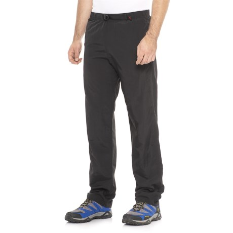 Gramicci Rocket Dry Original G Pants - UPF 30 (For Men) in Ebony