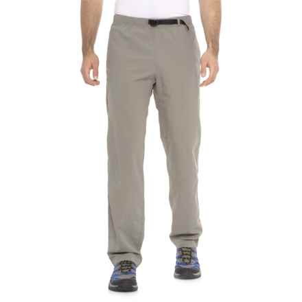 Gramicci Rocket Dry Original G Pants - UPF 30 (For Men) in Light Grey - Closeouts