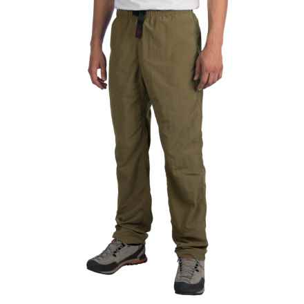 Gramicci Rocket Dry Original G Pants - UPF 30 (For Men) in Olive Stone - Closeouts