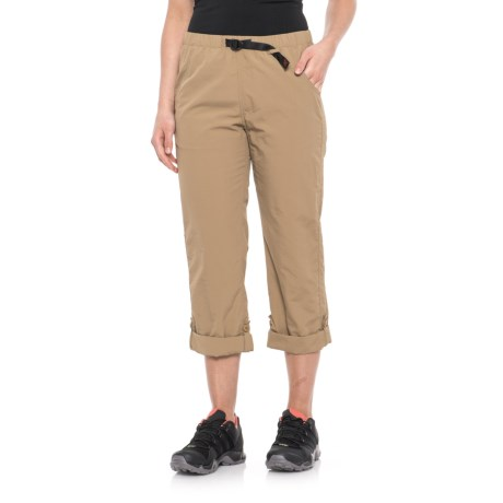Gramicci Rocket Dry Roll-Up G-Pants -  Convertible Legs (For Women) in French Khaki
