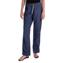 Gramicci Rocket Dry Roll-Up G-Pants - UPF 30, Convertible Legs (For Women) in Atlantic - Closeouts