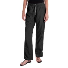 Gramicci Rocket Dry Roll-Up G-Pants - UPF 30, Convertible Legs (For Women) in Ebony - Closeouts