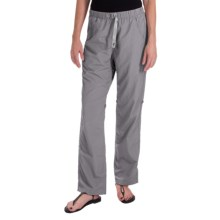 Gramicci Rocket Dry Roll-Up G-Pants - UPF 30, Convertible Legs (For Women) in Pebble - Closeouts