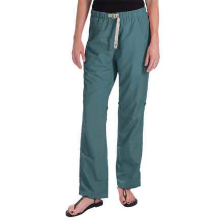 Gramicci Rocket Dry Roll-Up G-Pants - UPF 30, Convertible Legs (For Women) in Vapor Blue - Closeouts