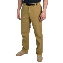 Gramicci Rockin Sport Pants (For Men) in Balsom Khaki - Closeouts