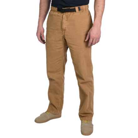Gramicci Rockin Sport Pants (For Men) in Caramel Tan - Closeouts