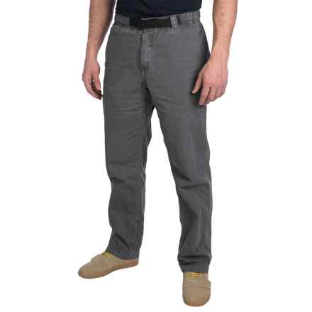 Gramicci Rockin Sport Pants (For Men) in Dim Grey - Closeouts