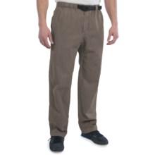 Gramicci Rockin Sport Pants (For Men) in Falcon Brown - Closeouts