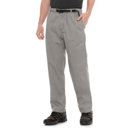 Gramicci Rockin Sport Pants (For Men) in Fog Grey - Closeouts