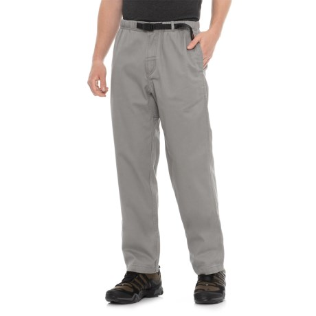 Gramicci Rockin Sport Pants (For Men) in Fog Grey