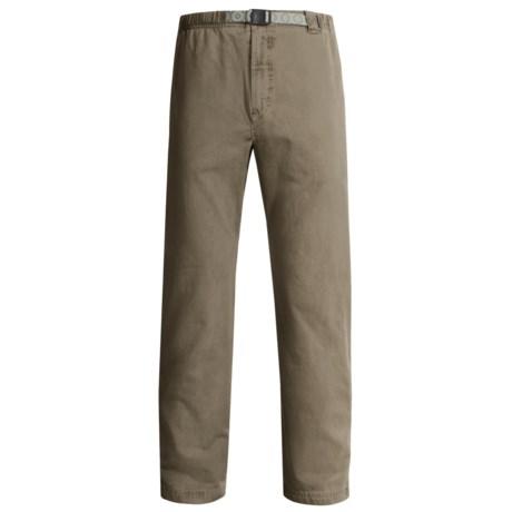 Gramicci Rockin Sport Pants (For Men) in Balsom Khaki