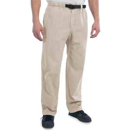 Gramicci Rockin Sport Pants (For Men) in Moon Stone - Closeouts