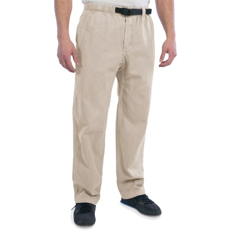 Gramicci Rockin Sport Pants (For Men) in Moon Stone
