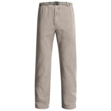 Gramicci Rockin Sport Pants (For Men) in Old Stone - Closeouts
