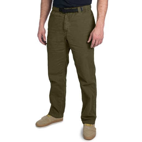 Gramicci Rockin Sport Pants (For Men) in Olive Night