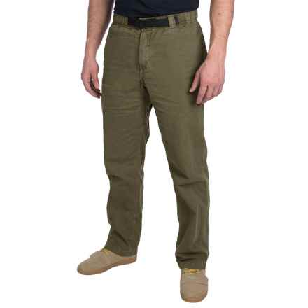 Gramicci Rockin Sport Pants (For Men) in Olive Stone - Closeouts