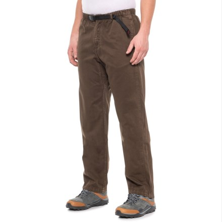 0ee099920 Gramicci Rockin' Sport Pants - Organic Cotton, Havana Coffee (For Men) in