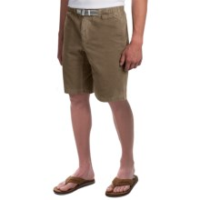 Gramicci Rockin Sport Shorts - Cotton, Flat Front (For Men) in Antelope - Closeouts