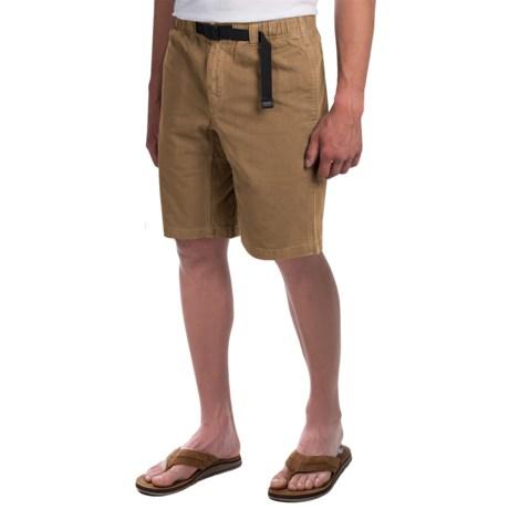 Gramicci Rockin' Sport Shorts - Cotton, Flat Front (For Men) in French Khaki